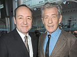 Stage and screen star Sir Ian McKellen (pictured with Kevin Spacey in 2009) has spoken out about the sex scandal in film and theatre