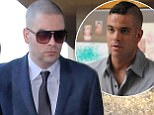 Mark Salling is shielded by his team as he enters the Federal Court Building in Downtown LA. <P> Pictured: Mark Salling <B>Ref: SPL1636836  181217  </B><BR/> Picture by: KAMINSKI / Splash News<BR/> </P><P> <B>Splash News and Pictures</B><BR/> Los Angeles: 310-821-2666<BR/> New York: 212-619-2666<BR/> London: 870-934-2666<BR/> photodesk@splashnews.com<BR/> </P>