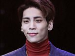 Heartbreaking: Kim Jong-hyun, the lead singer of South Korea's top boy band SHINee, has died in an apparent suicide after being found unconscious in a flat