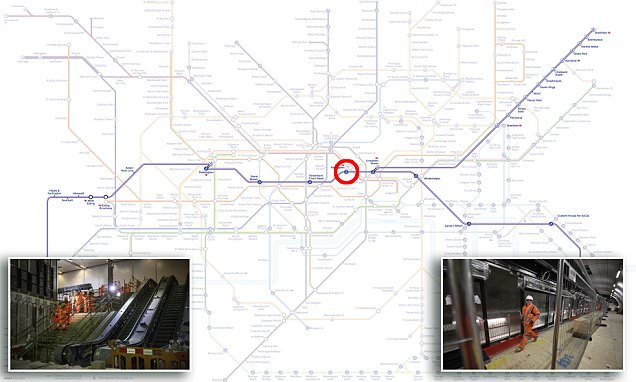 How the Tube will look when the Elizabeth line opens