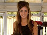 Chloe Louise Farrell, 22, (pictured) died when she was trying to reverse a tractor