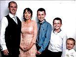 Alan Hawe, a deputy principal, his schoolteacher wife Clodagh and their three children Liam, 13, Niall, 11, and Ryan, six, were found dead in their home near Ballyjamesduff, Co Cavan, Ireland on the morning of Monday August 29, 2016