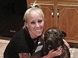 Sergeant Mike Blackwood says the two dogs that killed their owner, Bethany Stephens (pictured), were 'a little bit neglected'