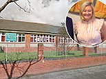 Head teacher of Windsor Clive Primary School, in Cardiff, Vicky Meadows