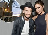 LOS ANGELES, CA - OCTOBER 23: David Beckham and Victoria Beckham at the grand opening of the new Ken Paves Salon hosted by Eva Longoria on October 23, 2017 in Los Angeles, California.  (Photo by Frazer Harrison/Getty Images for Ken Paves Salon)
