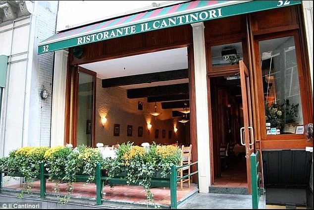 The popular dining spot in located at32 E 10th Street in downtown Manhattan