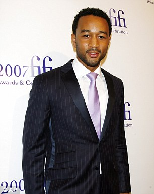 Pop singer John Legend, not only stars in the film but was an executive producer