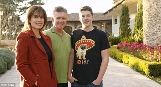 TV stars: In 2014 Alan and Tanya, along with Carter, starred in a reality-sitcom hybrid titled Unusually Thicke and also featured in an episode of Celebrity Wife Swap in 2013