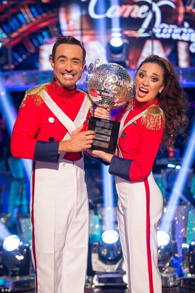 Joe McFadden may have won Strictly 2017, but fans are hailing his dance partner Katya Jones, 28, from St Petersburg as the real winner of the show