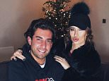 Ferne McCann met up with TOWIE co-star James Argent on Monday, ahead of her ex-boyfriend's sentencing for one of Britain's worst acid attacks yesterday