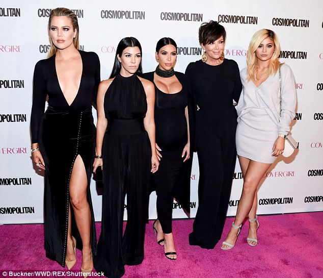 Kourt's pain:Kourtney also weighed in. She said the hardest episode to film was her break-up with Scott Disick. 'I had a lot of anxiety about it, and finally said let's just get this over with.' Seen in 2015
