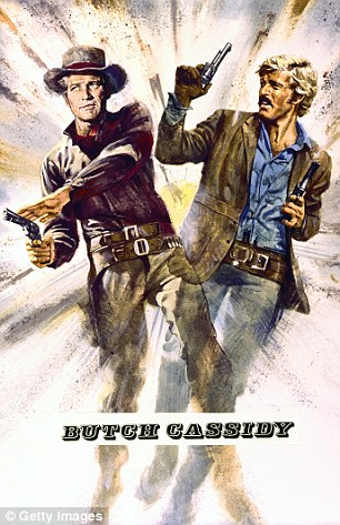 Mark could watchButch Cassidy And The Sundance Kid time and time again