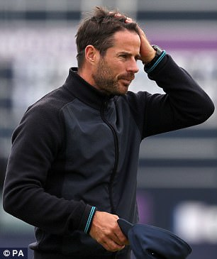 Saying something? The 44-year-old former England midfielder's appearance without a ring comes after wife Louise, 42, was pictured with her ring firmly on