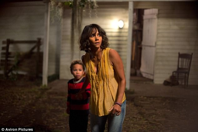 She's a mom too! Halle explained that her role as Karla Dyson, a mother who will stop at nothing to find her son, was 'visceral'
