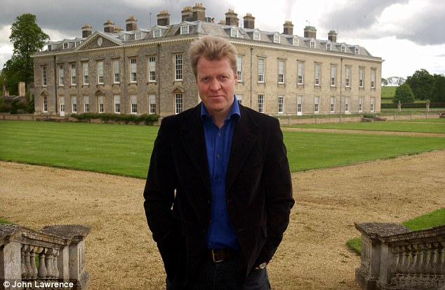 Earl Spencer (pictured) has saidhe was haunted by the thought he could have done something to save his sister