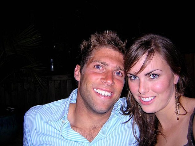 Rachel says she knew if she wanted the old Russell back (the couple pictured together in 2006, before his stroke) she had to show him how close they'd been