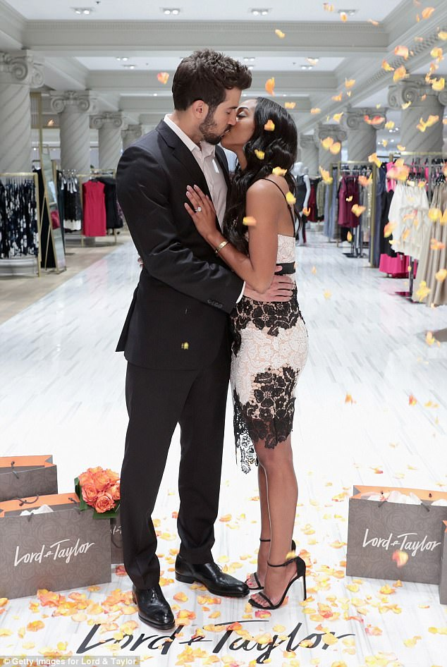 'We definitely want to get married first':The lawyer-turned-reality star says they want to enjoy being newlyweds first