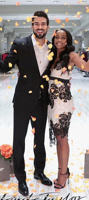 She said yes!Bryan popped the question to Rachel in Spain during the season finale of The Bachelorette