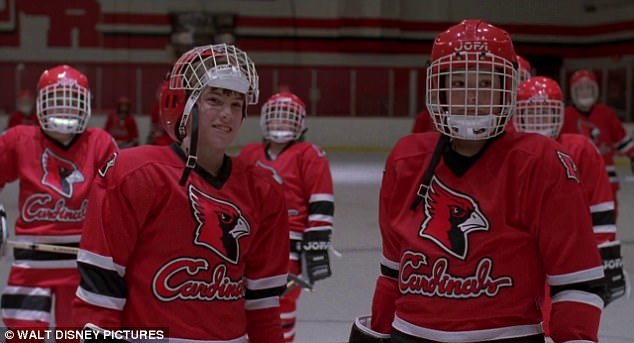 Hit: The Mighty Ducks was followed by D2: The Might Ducks and D3: The Mighty Ducks