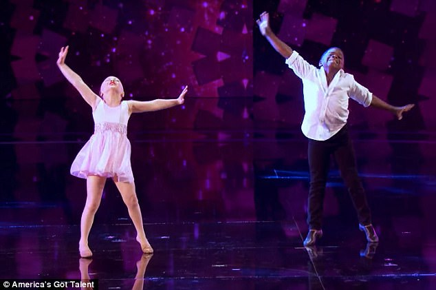Reach for the stars! Paige and Artyon confessed that they plan to get married when they are older, having been dancing together as best friends for a few years already