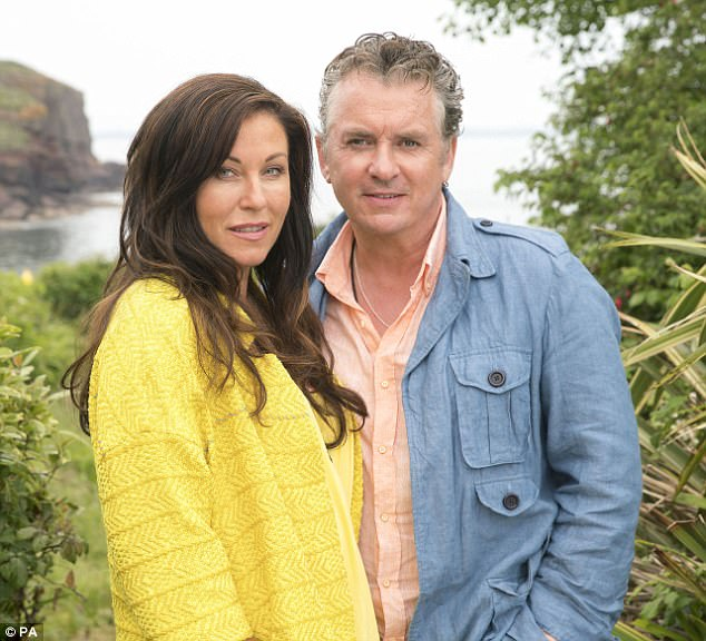 Spin-off: Her appearance comes after it was reported that ratings for the second episode of Kat & Alfie: Redwater had dropped by more than two million
