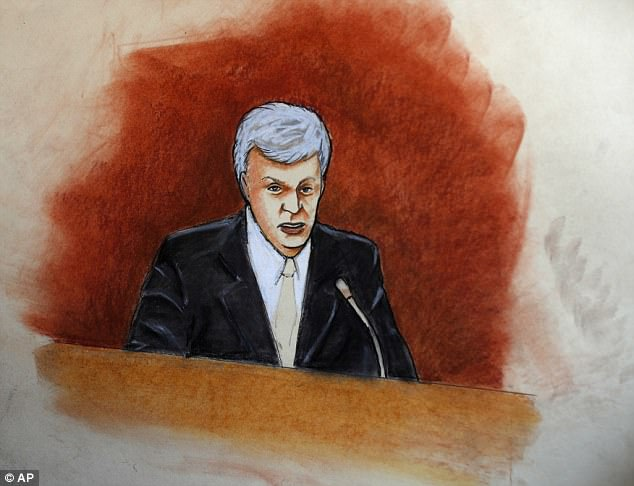 David Mueller testified Tuesday and claimed he did not touch Swift inappropriately and may have grazed her rib cage with a closed hand
