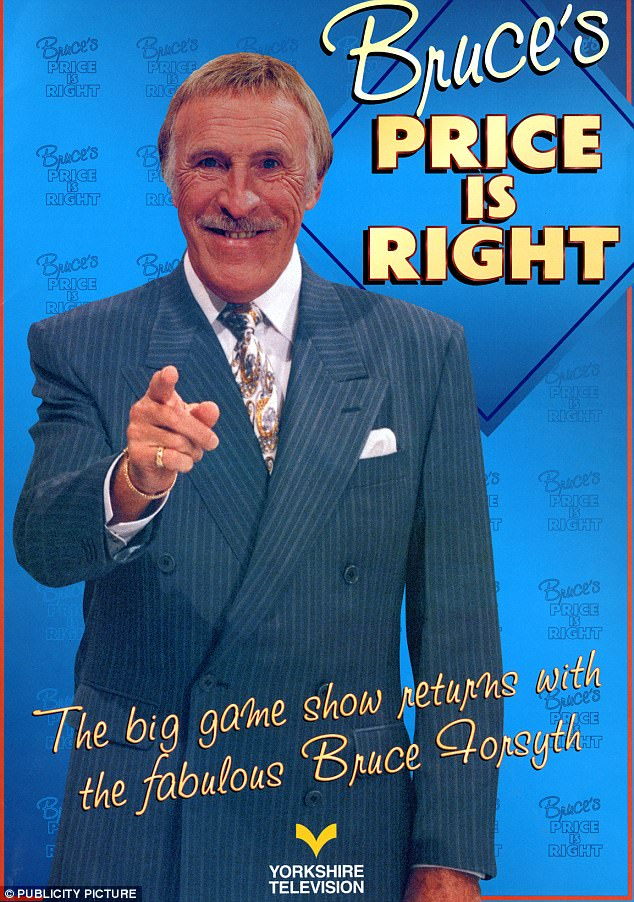 His famous catchphrase on The Price Is Right was 'Oh, wasn't that a shame!' and 'OK dollies do your dealing'