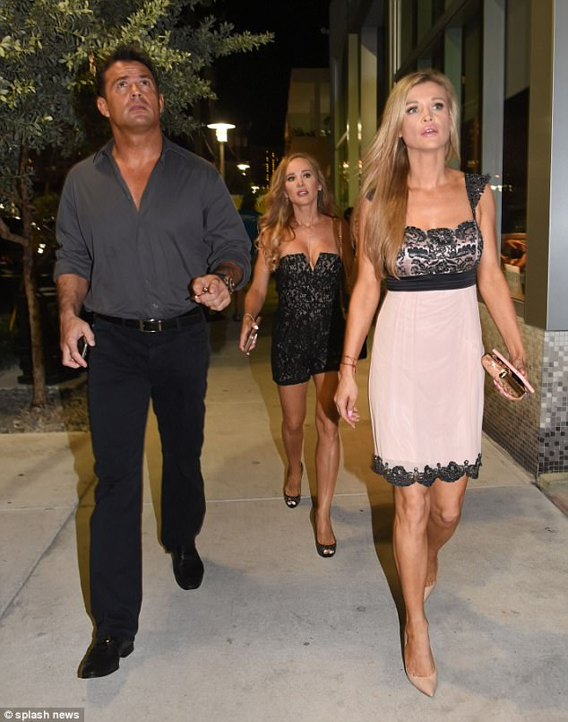 Talk about amicable! Joanna Krupa and ex-husband Romain Zago went to dinner in Miami on Thursday night, just hours after getting divorced