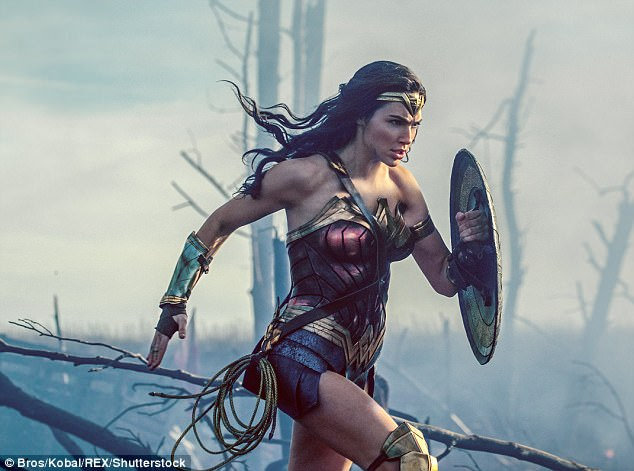 Superhero: Wonder Woman is the highest-grossing movie directed by a woman, surpassing previous record holder Mamma Mia! by Phyllida Lloyd