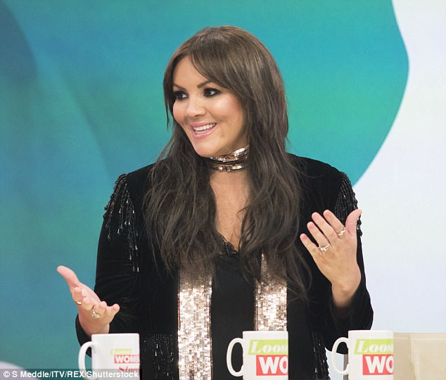 He's her rock: During an appearance on Loose Women on Friday, Martine McCutcheon revealed that her husband Jack McManus has been her rock through all the 'ups and downs'