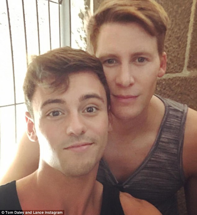Congratulations!Tom and Dustin have been going strong for four years before they decided to tie the knot