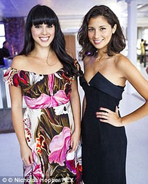 The Hemsley sisters, Jasmine and Melissa, who wrote The Art of Eating Well