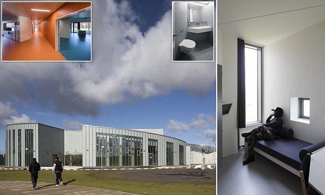 Danish prison designed to look like a college
