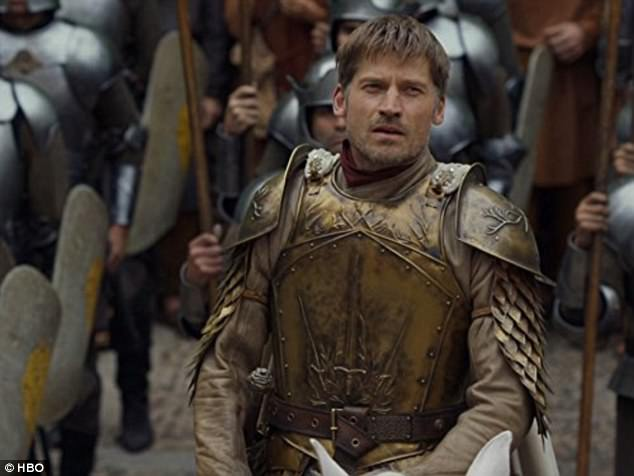 Veteran: Coster-Waldau has appeared on the HBO smash hit from2011-2017