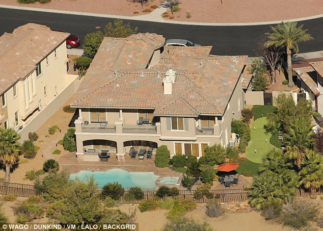Simpson went from a 125 square-foot prison cell to a five bedroom mansion