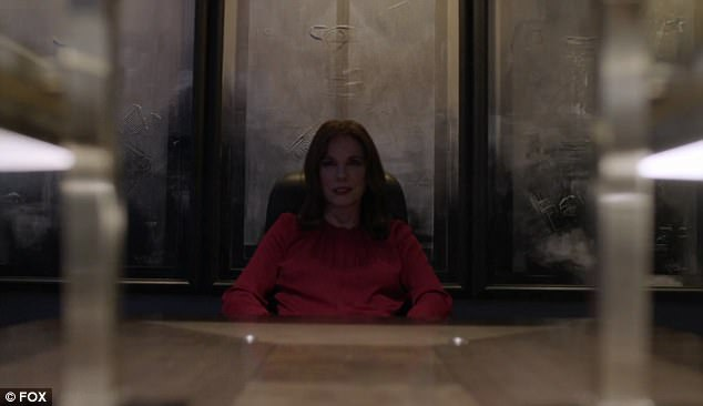 Moulder is seen having a very important meeting with this woman and without Scully
