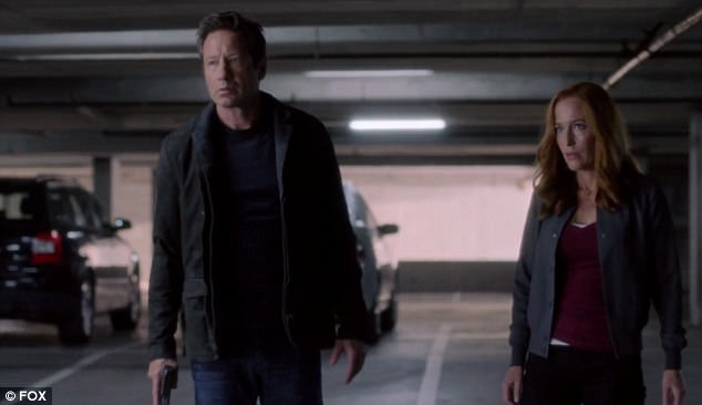 Together! The beloved FBI agents played by David Duchovny and Gillian Anderson will be back in the popular sci-fi series