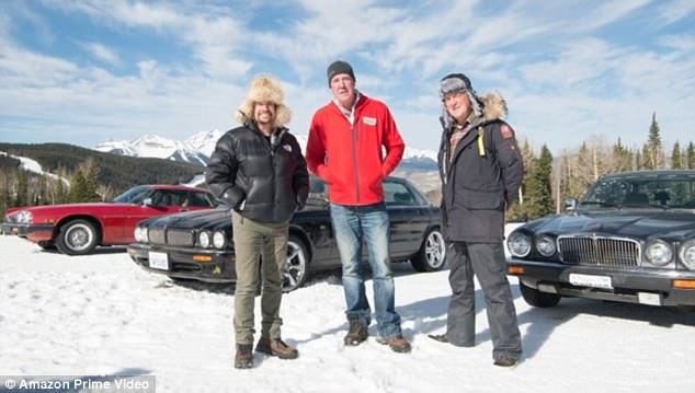 Back soon: The Grand Tour will return to Amazon Prime later this year