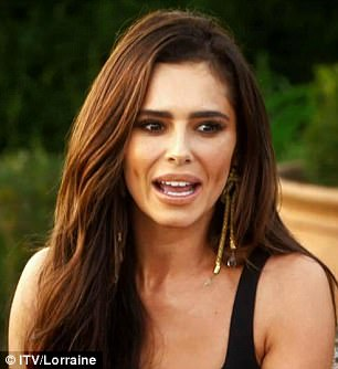 Argumentative: Cheryl got her claws out to defend her name choice