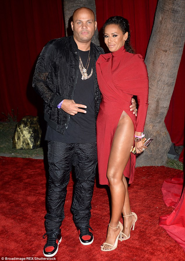Claim:In April Lady Victoria confirmed she had a threesome with Mel B and Stephen Belafonte