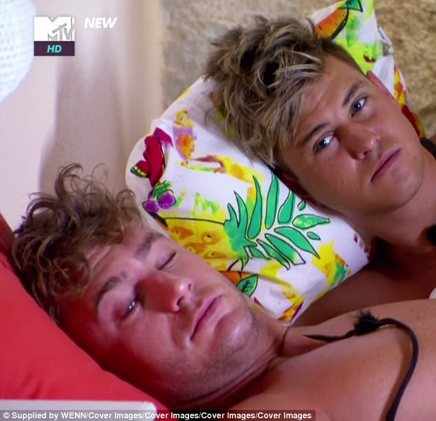 Out and about: He was withdrawn from filming the fifteenth series according to reports from The Sun , with sources claiming the MTV producers have had 'no option' but to send both Marty and his co-star Scotty T home