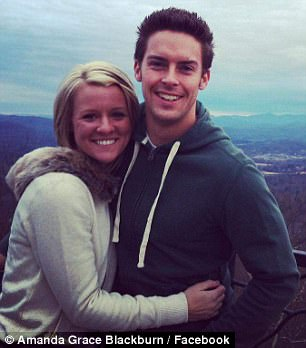 The former couple dated long distance before getting married
