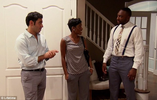 Too big: Before she even learns the price of the home, Sheila thinks it is too spacious for three people to live in