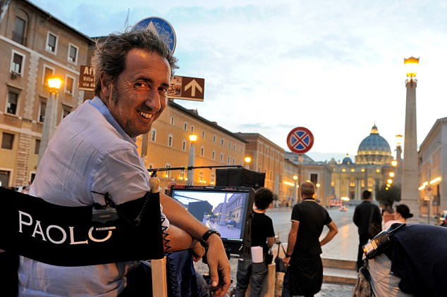 Creative control: The show will be helmed by original creator Paolo Sorrentino and will be set in the modern Vatican as well