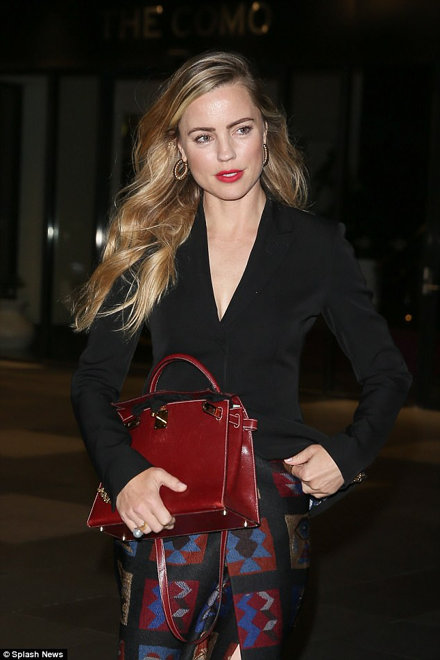 Fabulous at 41: Melissa George, reveals her flawless and line-free visage following her recent birthday celebrations