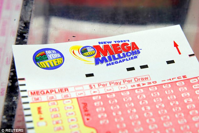 Mega Millions and Powerball are both offering prizes of more than $350million for the first time ever (stock image)