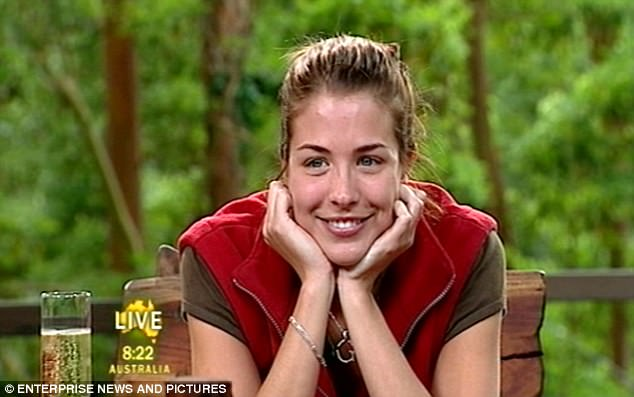 She's a celeb: Gemma appeared on I'm A Celebrity... Get Me Out Of Here in 2007, where she was the seventh to be voted off the show