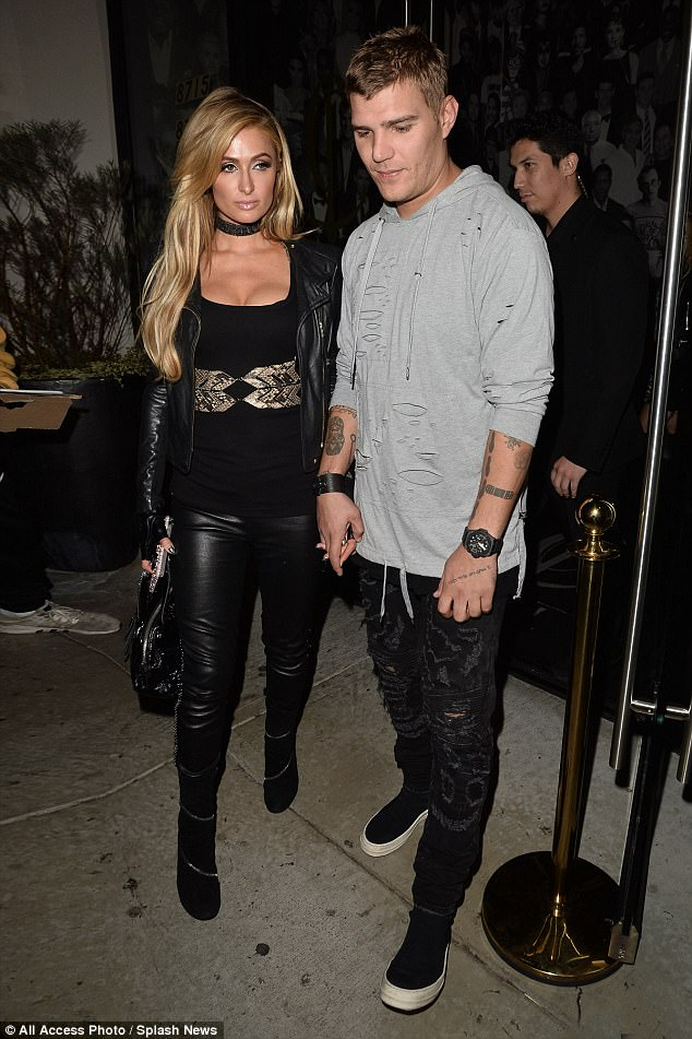 Serious romance! Besotted with her actor beau, Paris has said that she knew he was 'the one' from their first meeting and has openly spoken about her plans to start a family with him