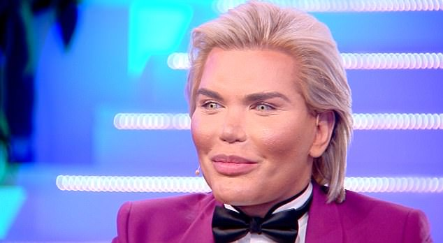 Help! While the Human Ken Doll Rodrigo Alves is always candid about his work, he allegedly faced trouble when arriving in Dubai as he exclusively revealed to MailOnline he was detained at the airport due to his passport picture