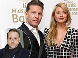 Mandatory Credit: Photo by Jonathan Hordle/REX/Shutterstock (4821535aq)\nNick Candy and Holly Valance\n'Together for Short Lives' Midsummer Ball, London, Britain - 03 Jun 2015\nSimon Cowell hosts Midsummer Ball for 'Together for Short Lives' charity